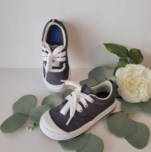 Keds Graham Canvas toddler boys sneakers size 8W